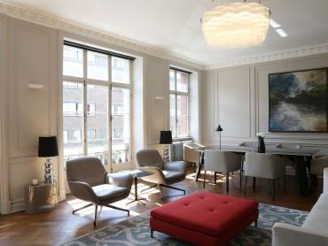 2 Mansfield Street W1 - lounge